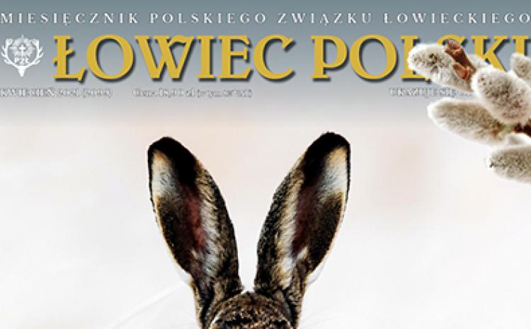 Nowy numer Łowca Polskiego – kwiecień 2021